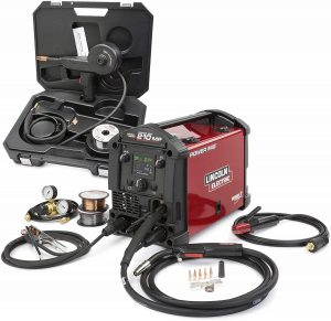 Lincoln Electric Power MIG 210 Multiprocess Welder